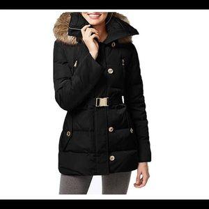 Michael Kors Buckle Coat
